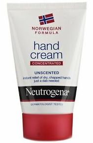 Online souvenir from Neutrogena Handcream. souvenir from Norway you can buy online